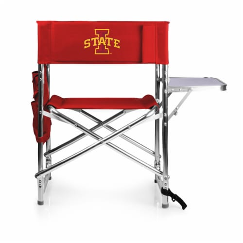 Iowa State Cyclones - Sports Chair Perspective: front