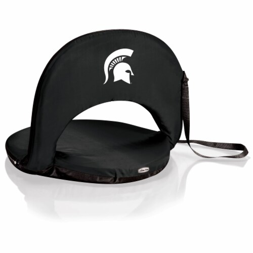 Michigan State Spartans - Oniva Portable Reclining Seat Perspective: front