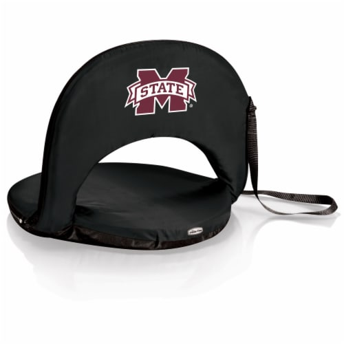 Mississippi State Bulldogs - Oniva Portable Reclining Seat Perspective: front