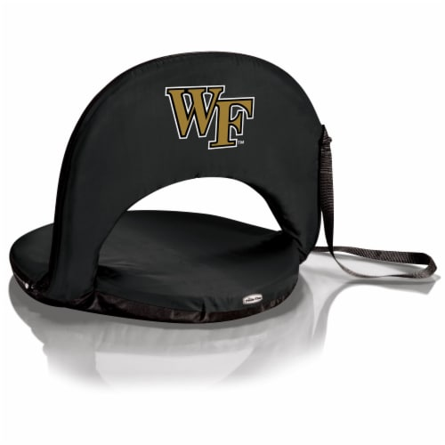 Wake Forest Demon Deacons - Oniva Portable Reclining Seat Perspective: front
