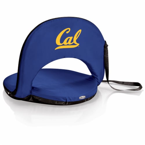Cal Bears - Oniva Portable Reclining Seat Perspective: front