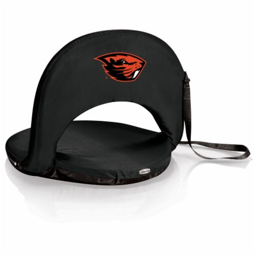 Oregon State Beavers - Oniva Portable Reclining Seat Perspective: front
