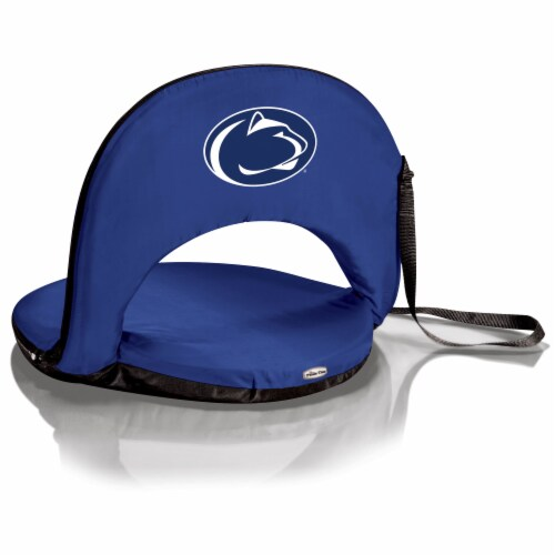 Penn State Nittany Lions - Oniva Portable Reclining Seat Perspective: front