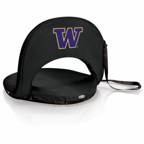Washington Huskies - Oniva Portable Reclining Seat Perspective: front