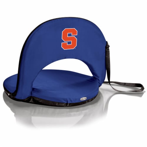 Syracuse Orange - Oniva Portable Reclining Seat Perspective: front