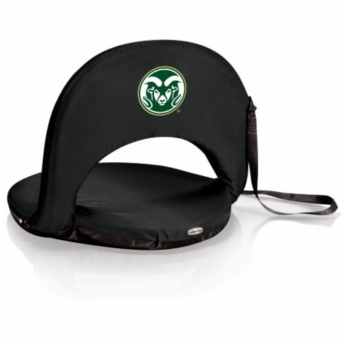 Colorado State Rams - Oniva Portable Reclining Seat Perspective: front