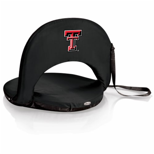 Texas Tech Red Raiders - Oniva Portable Reclining Seat Perspective: front