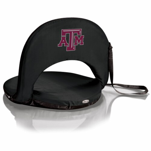 Texas A&M Aggies - Oniva Portable Reclining Seat Perspective: front