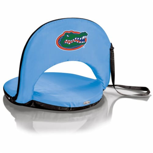 Florida Gators - Oniva Portable Reclining Seat Perspective: front