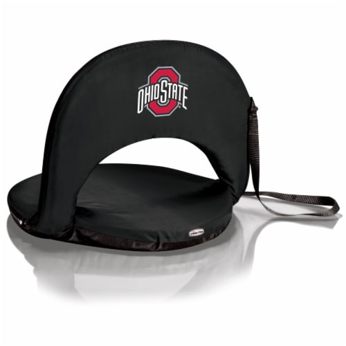 Ohio State Buckeyes - Oniva Portable Reclining Seat Perspective: front