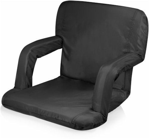 Picnic Time Ventura Seat - Black Perspective: front