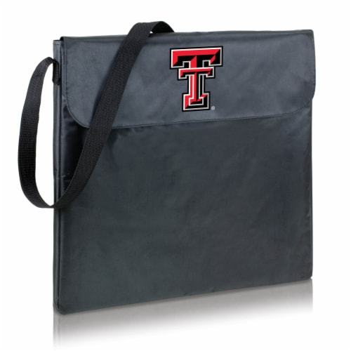 Texas Tech Red Raiders - X-Grill Portable Charcoal BBQ Grill Perspective: front