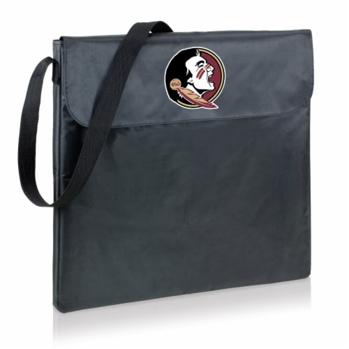 Florida State Seminoles - X-Grill Portable Charcoal BBQ Grill Perspective: front