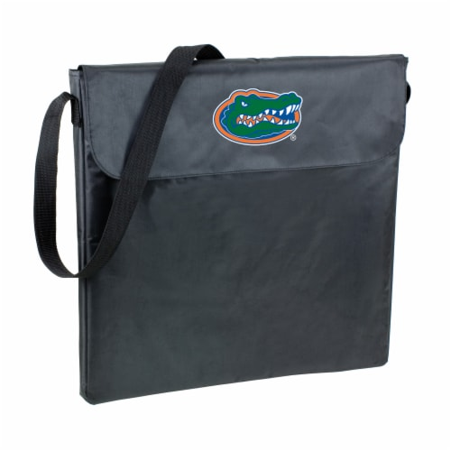 Florida Gators - X-Grill Portable Charcoal BBQ Grill Perspective: front