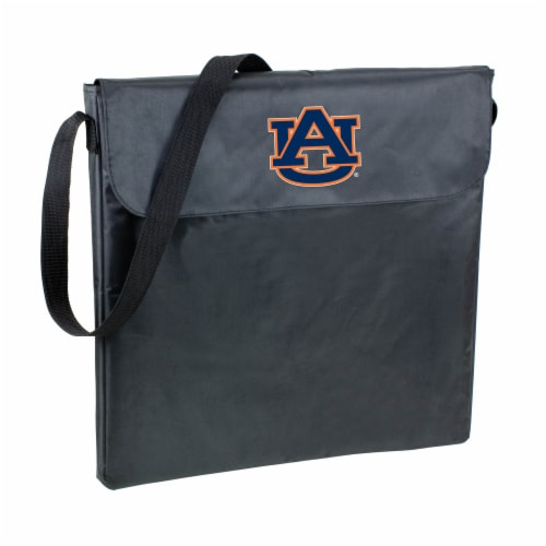 Auburn Tigers - X-Grill Portable Charcoal BBQ Grill Perspective: front