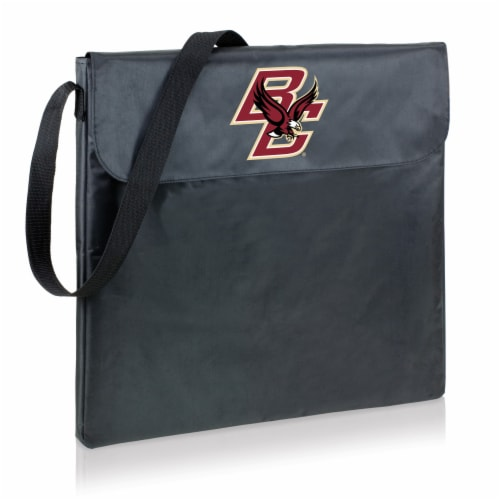 Boston College Eagles - X-Grill Portable Charcoal BBQ Grill Perspective: front
