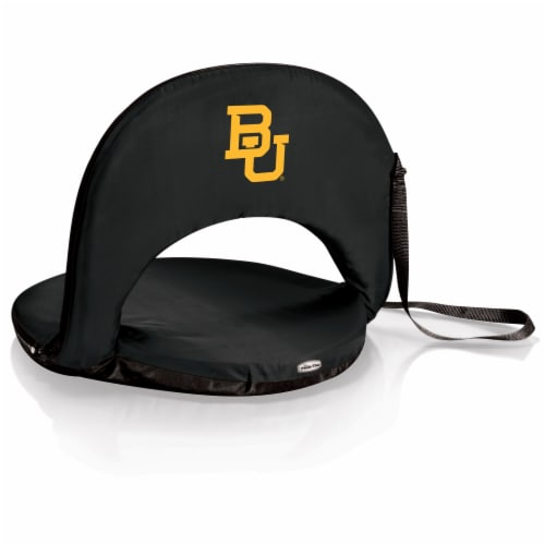 Baylor Bears - Oniva Portable Reclining Seat Perspective: front