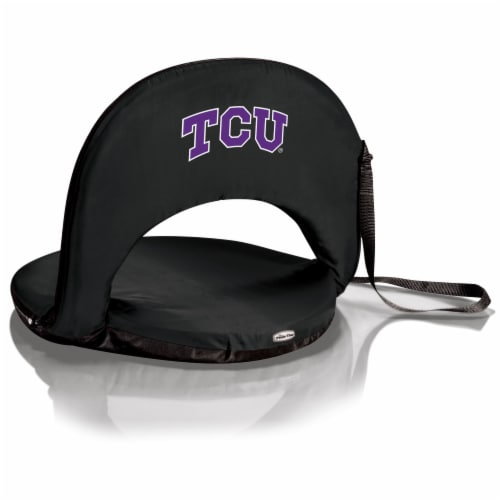 TCU Horned Frogs - Oniva Portable Reclining Seat Perspective: front