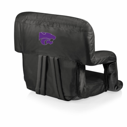 Kansas State Wildcats - Ventura Portable Reclining Stadium Seat Perspective: front