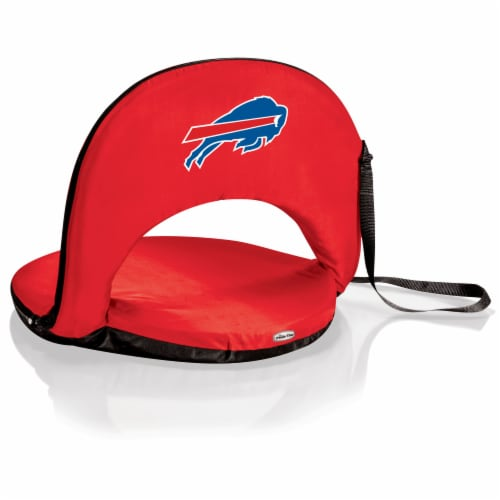 Buffalo Bills - Oniva Portable Reclining Seat Perspective: front