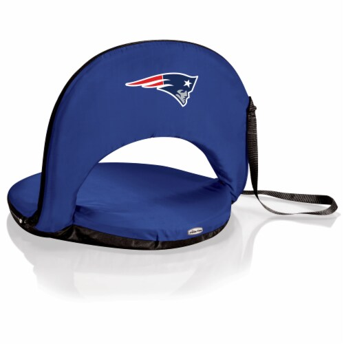 New England Patriots - Oniva Portable Reclining Seat Perspective: front