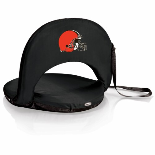 Cleveland Browns - Oniva Portable Reclining Seat Perspective: front