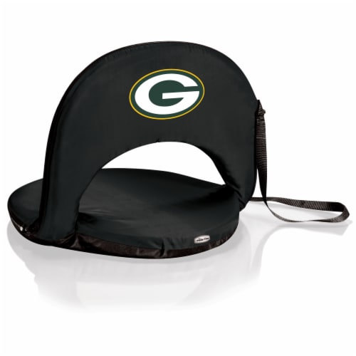 Green Bay Packers - Oniva Portable Reclining Seat Perspective: front