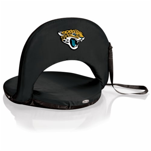Jacksonville Jaguars - Oniva Portable Reclining Seat Perspective: front