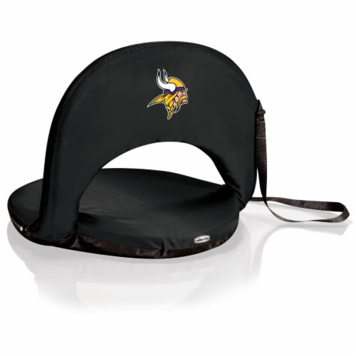 Minnesota Vikings - Oniva Portable Reclining Seat Perspective: front
