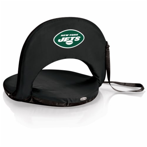 New York Jets - Oniva Portable Reclining Seat Perspective: front