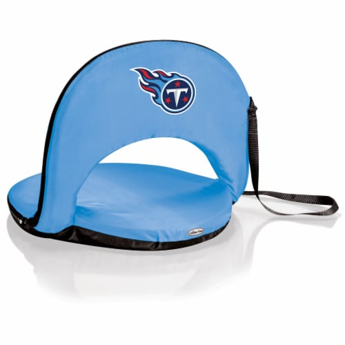 Tennessee Titans - Oniva Portable Reclining Seat Perspective: front