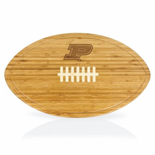 Purdue Boilermakers - Kickoff Football Cutting Board & Serving Tray Perspective: front