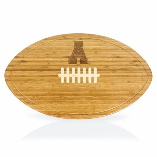 App State Mountaineers - Kickoff Football Cutting Board & Serving Tray Perspective: front