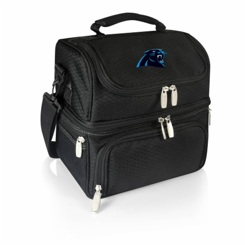 Carolina Panthers - Pranzo Lunch Cooler Bag Perspective: front
