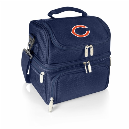Chicago Bears - Pranzo Lunch Cooler Bag Perspective: front
