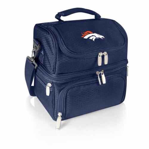 Denver Broncos - Pranzo Lunch Cooler Bag Perspective: front