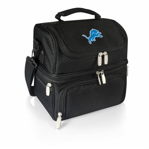 Detroit Lions - Pranzo Lunch Cooler Bag Perspective: front