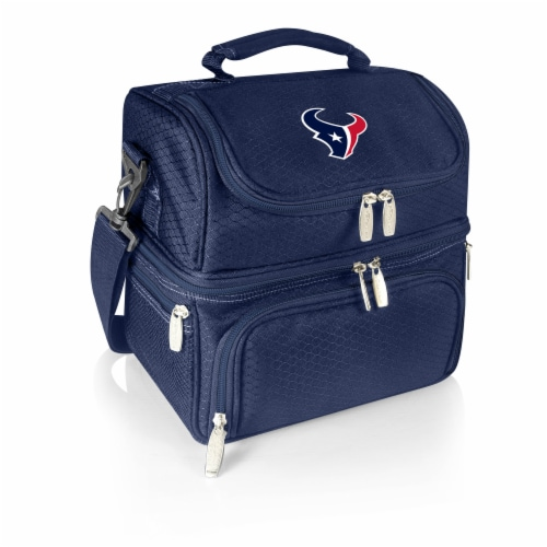 Houston Texans - Pranzo Lunch Cooler Bag Perspective: front