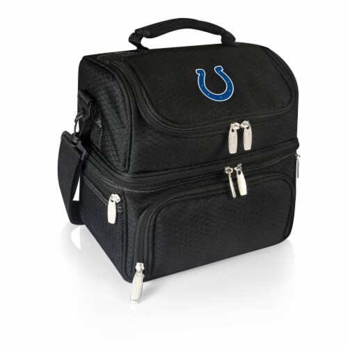 Indianapolis Colts - Pranzo Lunch Cooler Bag Perspective: front