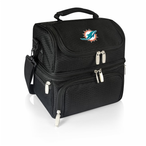 Miami Dolphins - Pranzo Lunch Cooler Bag Perspective: front