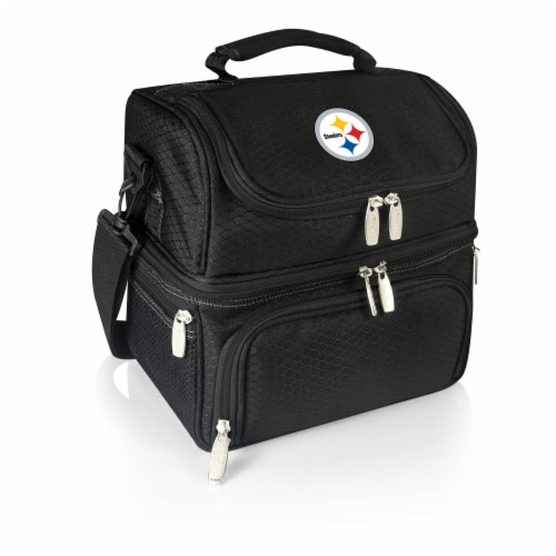 Pittsburgh Steelers - Pranzo Lunch Cooler Bag Perspective: front