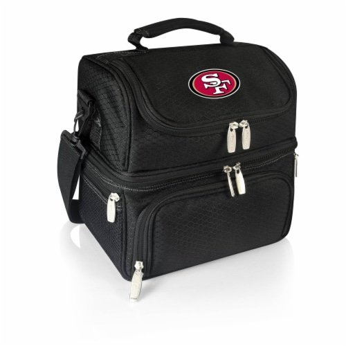 San Francisco 49ers - Pranzo Lunch Cooler Bag Perspective: front