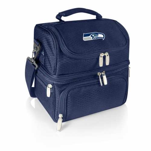 Seattle Seahawks - Pranzo Lunch Cooler Bag Perspective: front