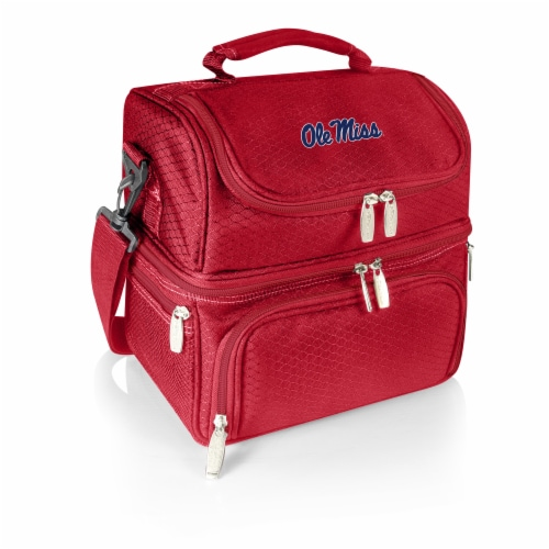 Ole Miss Rebels - Pranzo Lunch Cooler Bag Perspective: front