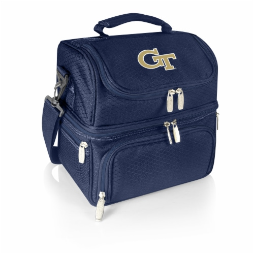 Georgia Tech Yellow Jackets - Pranzo Lunch Cooler Bag Perspective: front