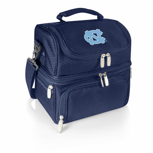 North Carolina Tar Heels - Pranzo Lunch Cooler Bag Perspective: front