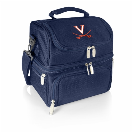 Virginia Cavaliers - Pranzo Lunch Cooler Bag Perspective: front