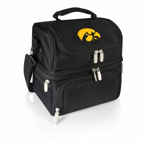 Iowa Hawkeyes - Pranzo Lunch Cooler Bag Perspective: front