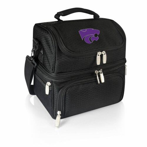 Kansas State Wildcats - Pranzo Lunch Cooler Bag Perspective: front