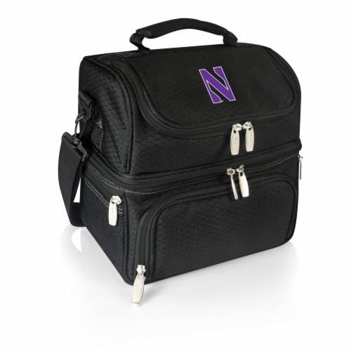 Northwestern Wildcats - Pranzo Lunch Cooler Bag Perspective: front